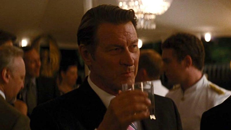 Brett Cullen, seen here in The Dark Knight Rises, will raise a Dark Knight in Joker.