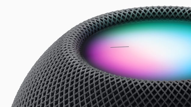 HomePod Mini Supports the New Thread Protocol That Could Transform the Smart Home