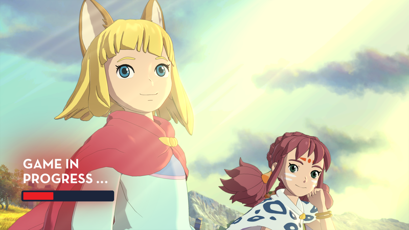 Illustration for article titled Ni No Kuni 2is the Ghibli-inspired, anti-war fairy tale we need right now