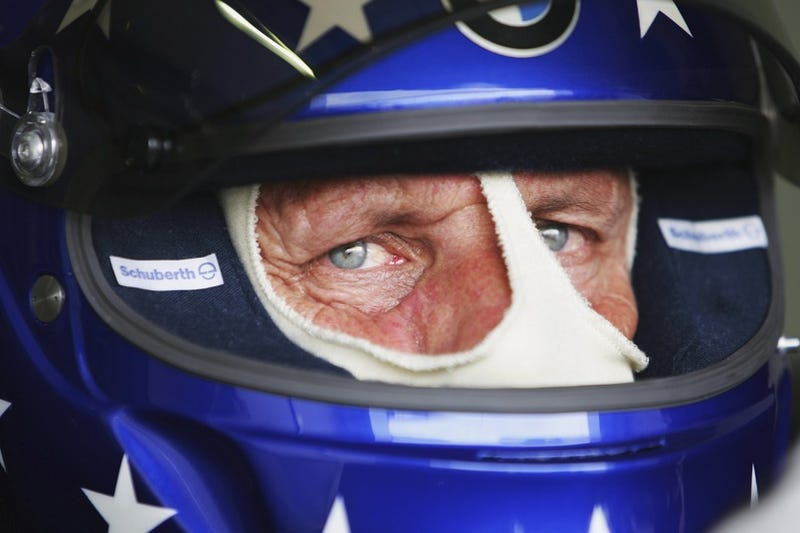 Illustration for article titled 58-Year-Old Hans-Joachim Stuck Returns To Race At 12 Hours of Sebring