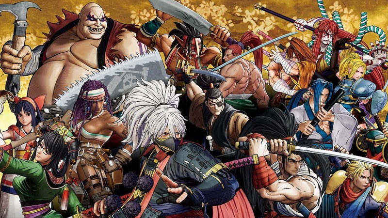 Illustration for article titled Samurai Shodown Is Slow And Deliberate In The Best Way Possible