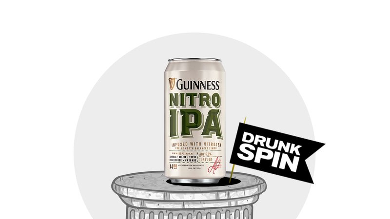 Illustration for article titled Guinness Is Struggling, And This Gimmicky New IPA Won't Save It