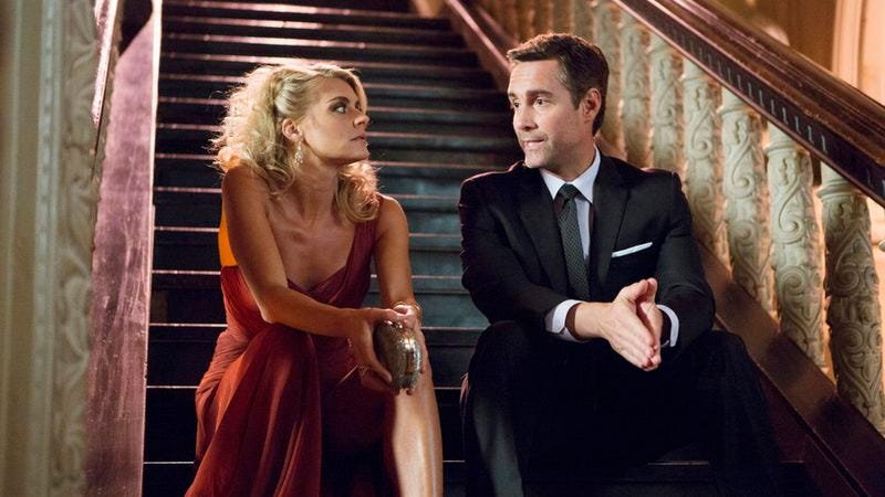 Eliza Coupe, Jay Harrington