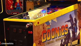 Illustration for article titled Fan Builds Goonies Pinball For The Movie's 30th Anniversary