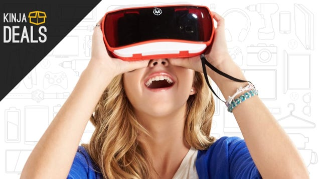 This Giftable, Cardboard-Compatible VR Headset is Down to $20 Today