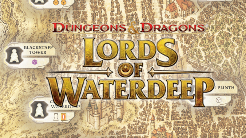 Illustration for article titled D&D's First Official iPad Game Is Lords Of Waterdeep