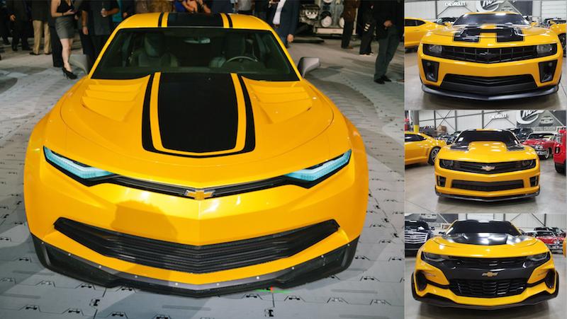 ¿Alguna vez has pensando en ir en Bumblebee a un estreno de Transformers? Ya tienes una oportunidad.