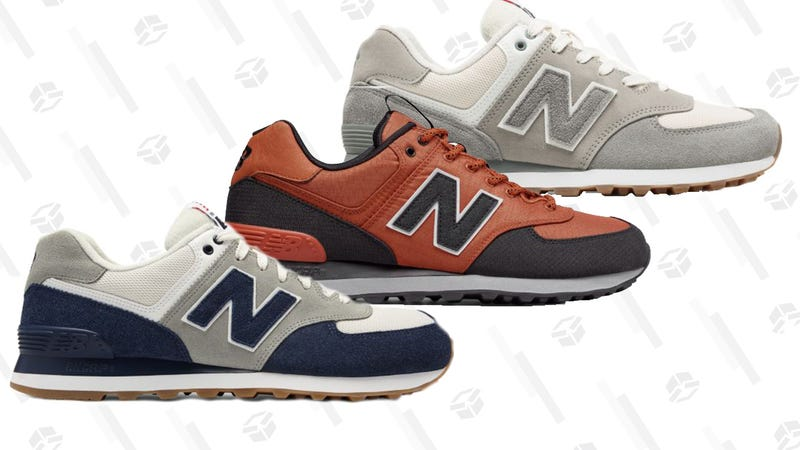 New Balance Men's 574 Shoes   $30 via Promo Code 574DEAL   Joe's New Balance Outlet