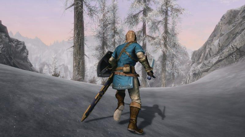 The Elder Scrolls V: Skyrim for Switch.