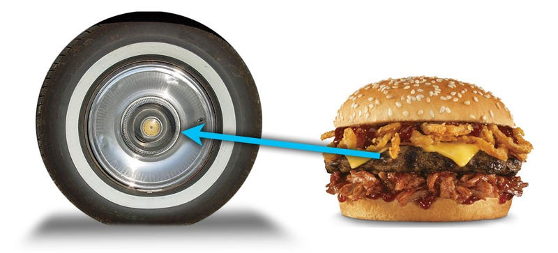 Illustration for article titled What Car Part Works Best As Something Else?