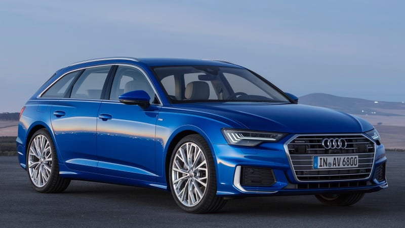 Illustration for article titled The 2019 Audi A6 Avant No Longer Has An Excuse Not To Be Sold In America