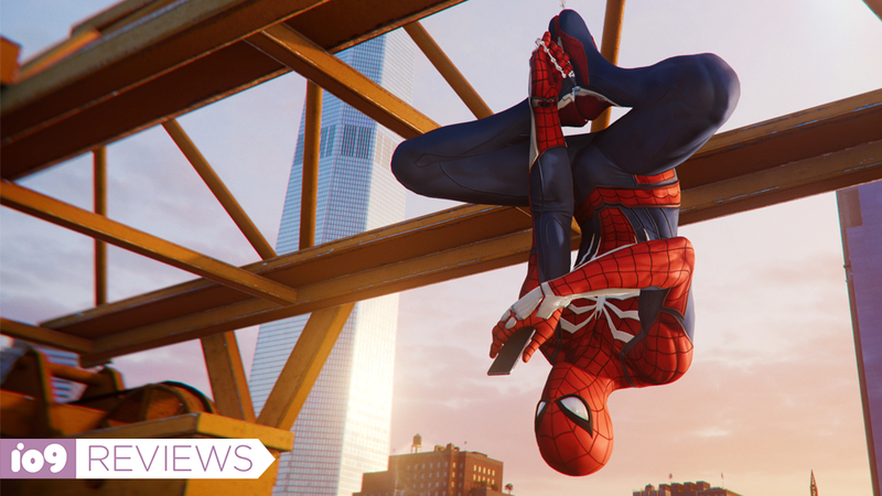 Marvel Spider-Man PS4 Review: Grand Love Letter to Peter Parker