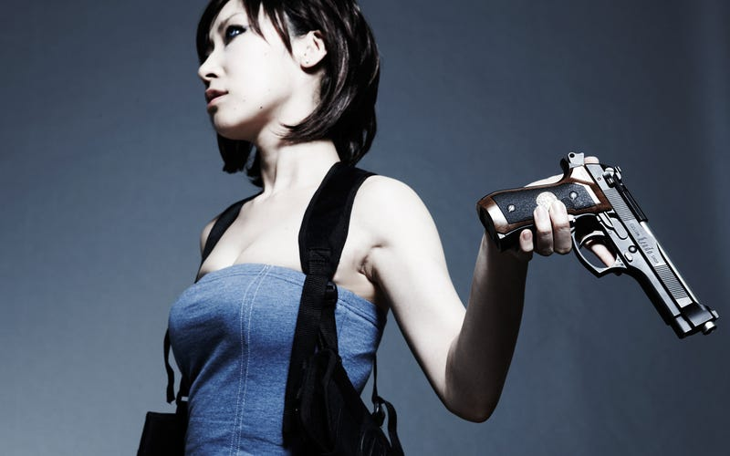 Illustration for article titled Dine on These Resident Evil Cosplay Photos.