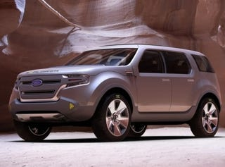 Illustration for article titled Four-Cylinder Ecoboost Confirmed In Explorer, Hinted For Focus
