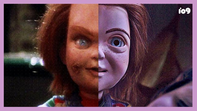 The Real Reason Chucky Is a Robot Now