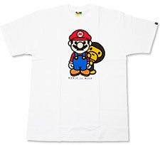 Illustration for article titled How Can Mario Shirts Cost $175?