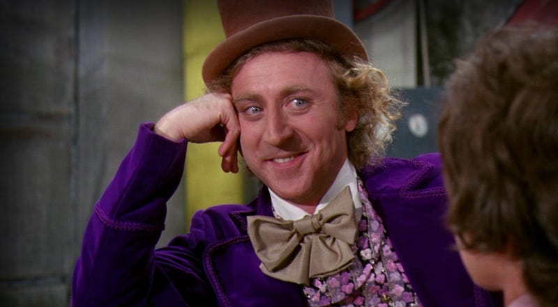 Illustration for article titled Muere Gene Wilder, el actor que dio vida al mítico Willy Wonka