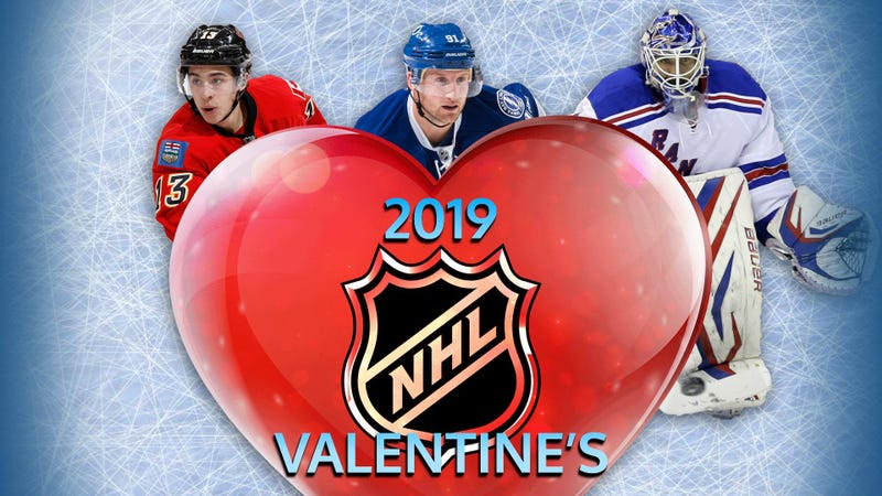 Illustration for article titled 2019 NHL Valentine's