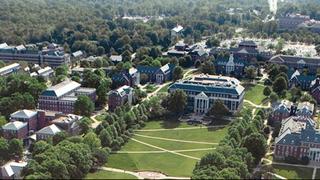 University of Maryland Screenshot