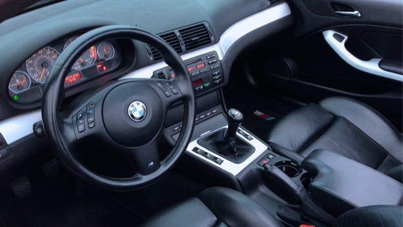 2003 BMW M3 Convertible The Jalopnik Review
