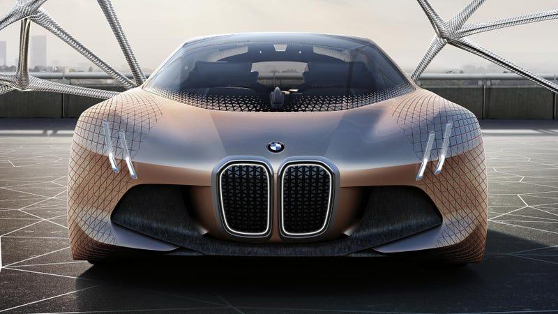 Photos credit BMW