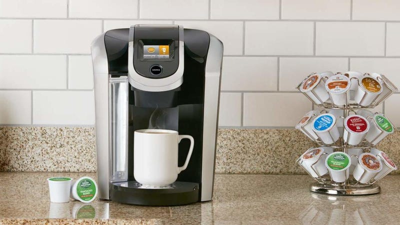 Amazon Has Brewed Up A Couple Of Deals On Keurig Coffee Machines