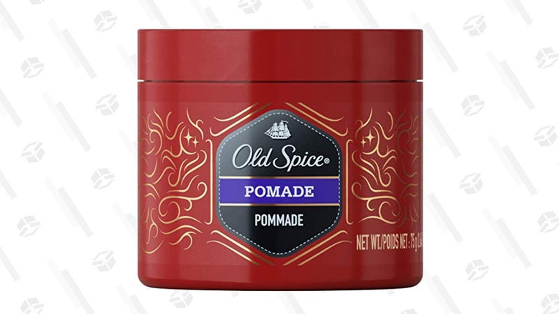 Old Spice Spiffy Sculpting Pomade | $5 | Amazon | Clip the 30% off coupon
