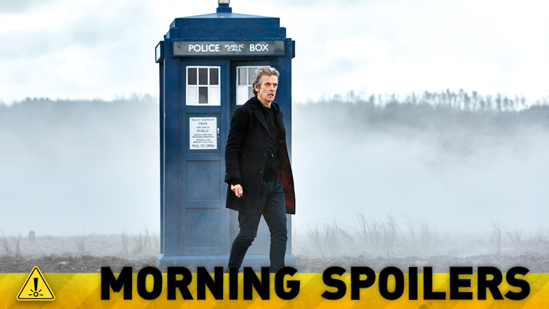 """Illustration for article titled Peter Capaldi Teases a """"Cataclysmic"""" Mistake Coming inDoctor Who"""