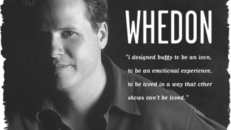 Illustration for article titled Joss Whedon