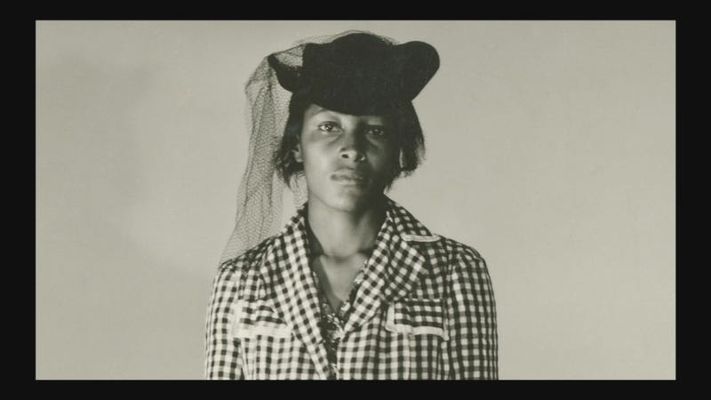 Recy Taylor, 1944 (courtesy of the Tamiment Library, New York University)