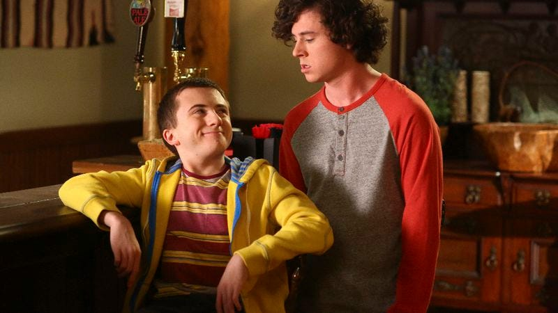 """Illustration for article titled The Middle: """"A Very Donahue Vacation"""" / The Goldbergs: """"Magic Is Real"""""""