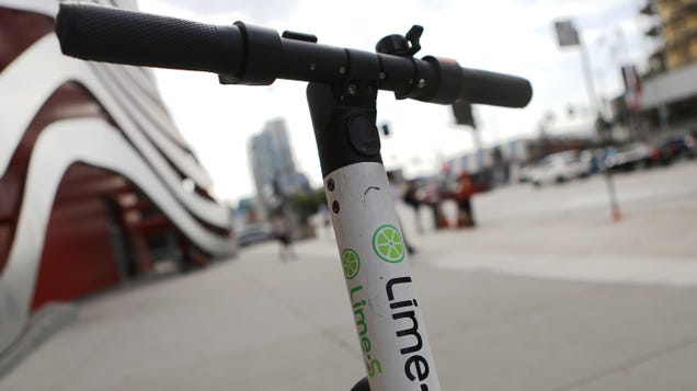 Lime Launches Global Recall of Some E-Scooters Over Reports They Can Break While Being Used