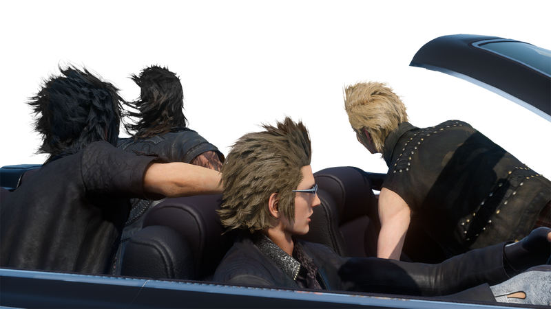 Illustration for article titled Square Enix Makes Better Final Fantasy XV Photoshops Possible