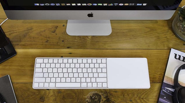 Apple Won t Sell You a Keyboard/Trackpad Combo, But This Accessory Lets You Build Your Own