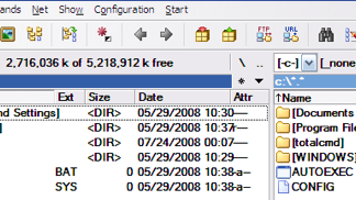 Five Best Alternative File Managers