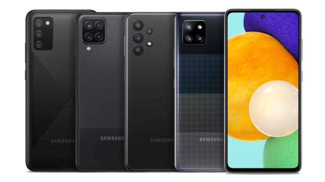 Here Are the Full Details on Samsung s Entire Galaxy A-Series Lineup for the U.S.