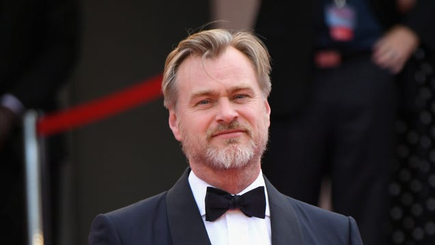 Christopher Nolan says Tenet did just fine, but he thinks other movie studios are too scared now