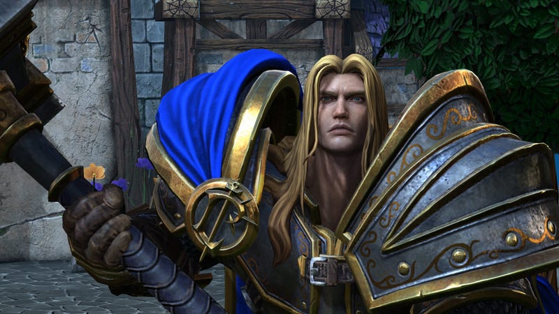 Illustration for article titled Blizzard Is Adding World of Warcraft References To Warcraft III: Reforged
