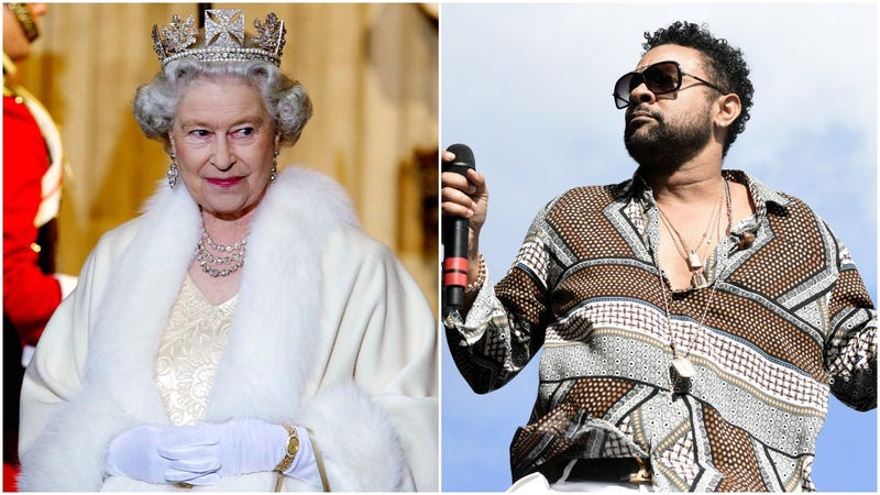 Illustration for article titled Queen Elizabeth to celebrate her 92nd birthday by getting serenaded by Shaggy