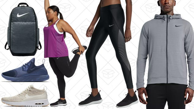 Nike is Taking an Extra 25% Off Their Clearance Section