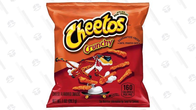 40-Pack Cheetos 1 oz. Bags   $9   Amazon   Clip the $4 coupon