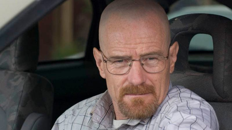 Illustration for article titled Someone stole one of the final Breaking Bad scripts from Bryan Cranston