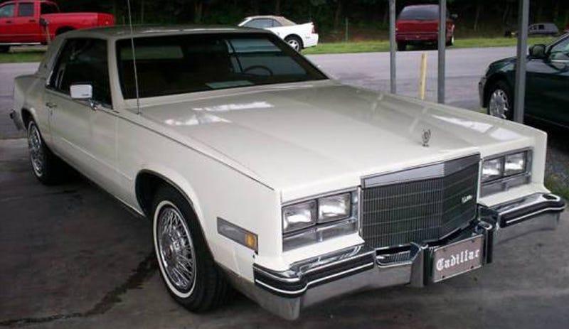 1984 Cadillac Eldorado Collectors Edition
