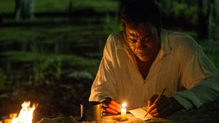 Chiwetel Ejiofor as Solomon Northup in 12 Years a SlaveFox Searchlight Pictures