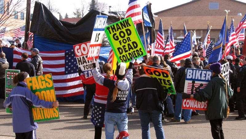 Illustration for article titled History Of The Westboro Baptist Church