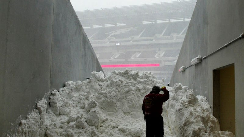 Illustration for article titled Every Cold-Weather City Should Host The Super Bowl