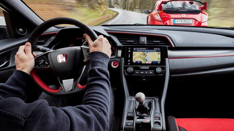 Honda Claims No Specific Problems In 2017 Civic Type R Despite Gear Grinding Complaints