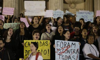 Illustration for article titled Gang Rape Shocks Brazil, But Much Is Left Unsaid