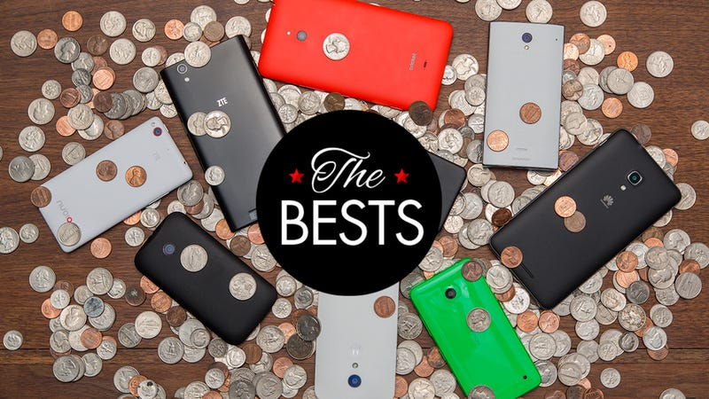 Illustration for article titled The Best Cheap Smartphone For Every Off-Contract Need