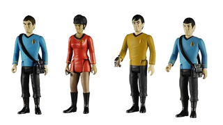Illustration for article titled Funko's Star TrekFigures Boldly Go Where Many Figures Have Gone Before